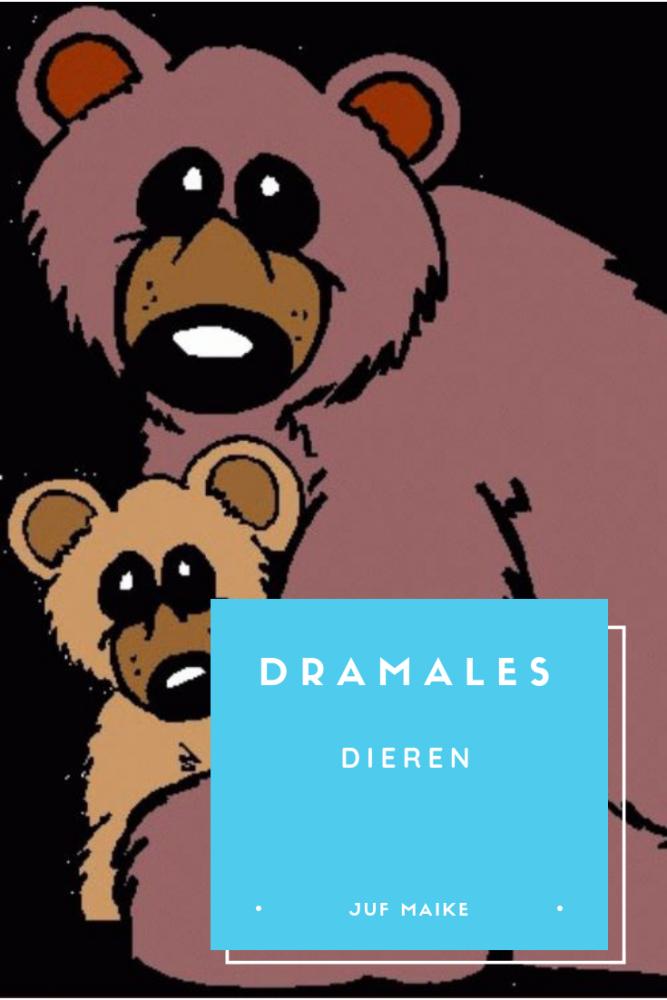 Dramales dieren