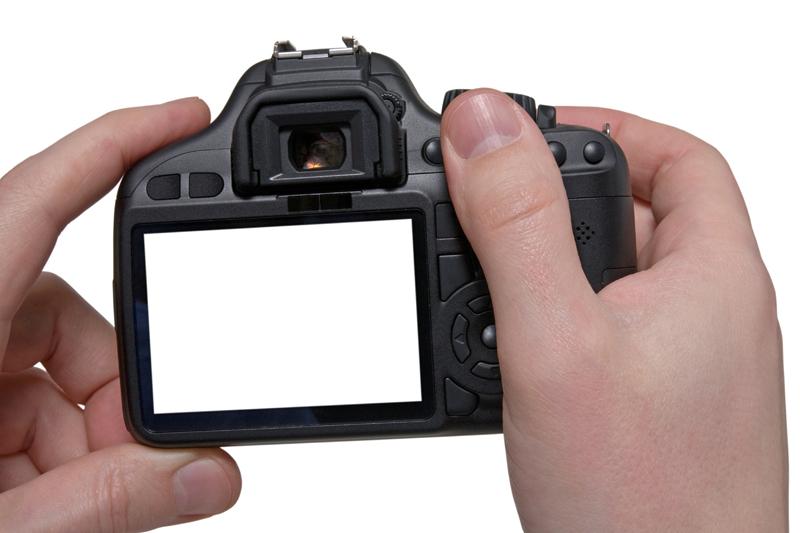 De schoolfotograaf