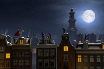 Thuis spelend leren rondom Sinterklaas