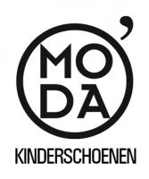 Omoda kinderschoenen logo