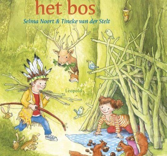 Wonderlijk Heerlijk voorleesboek herfst: Het grote voorleesboek van het bos MS-29