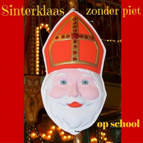 Sinterklaas zonder piet op school