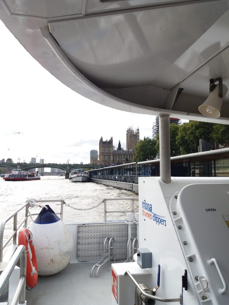 MBNA Thames Clipper