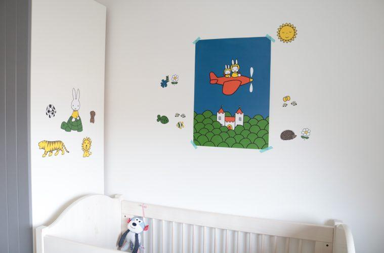 poster en muurstickers van Dick Bruna