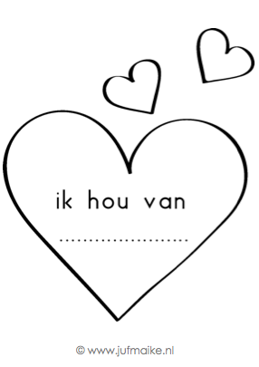 Hart Valentijn