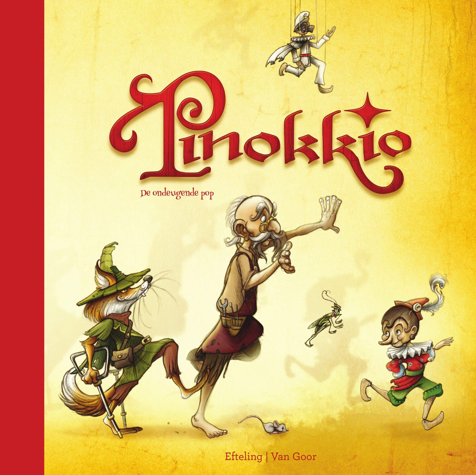Cover Pinokkio