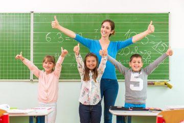 Energizers voor in de klas