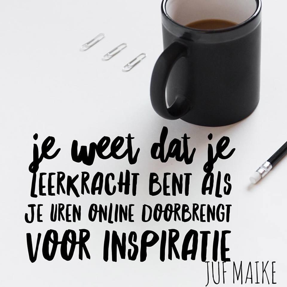 Online inspiratie