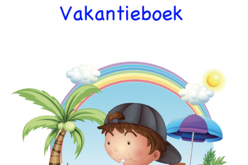 Vakantieboek kind gratis downloaden