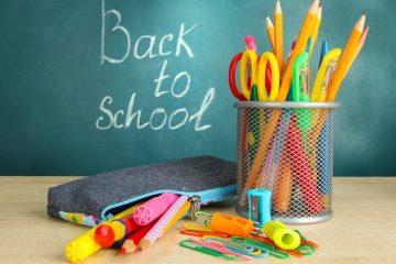 Eerste schoolweek: voorbereiden