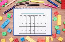 Voorbeeld weekplanning kleuters rooster