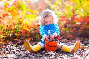waarom de herfst zo fijn is voor kinderen