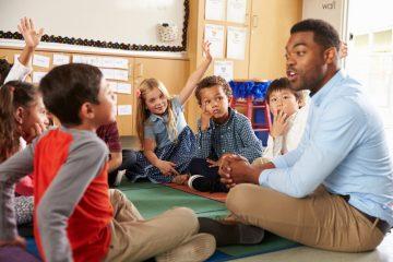 verhalen vertellen in de klas