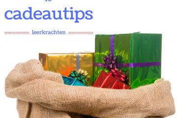 10 cadeau tips voor de leerkracht