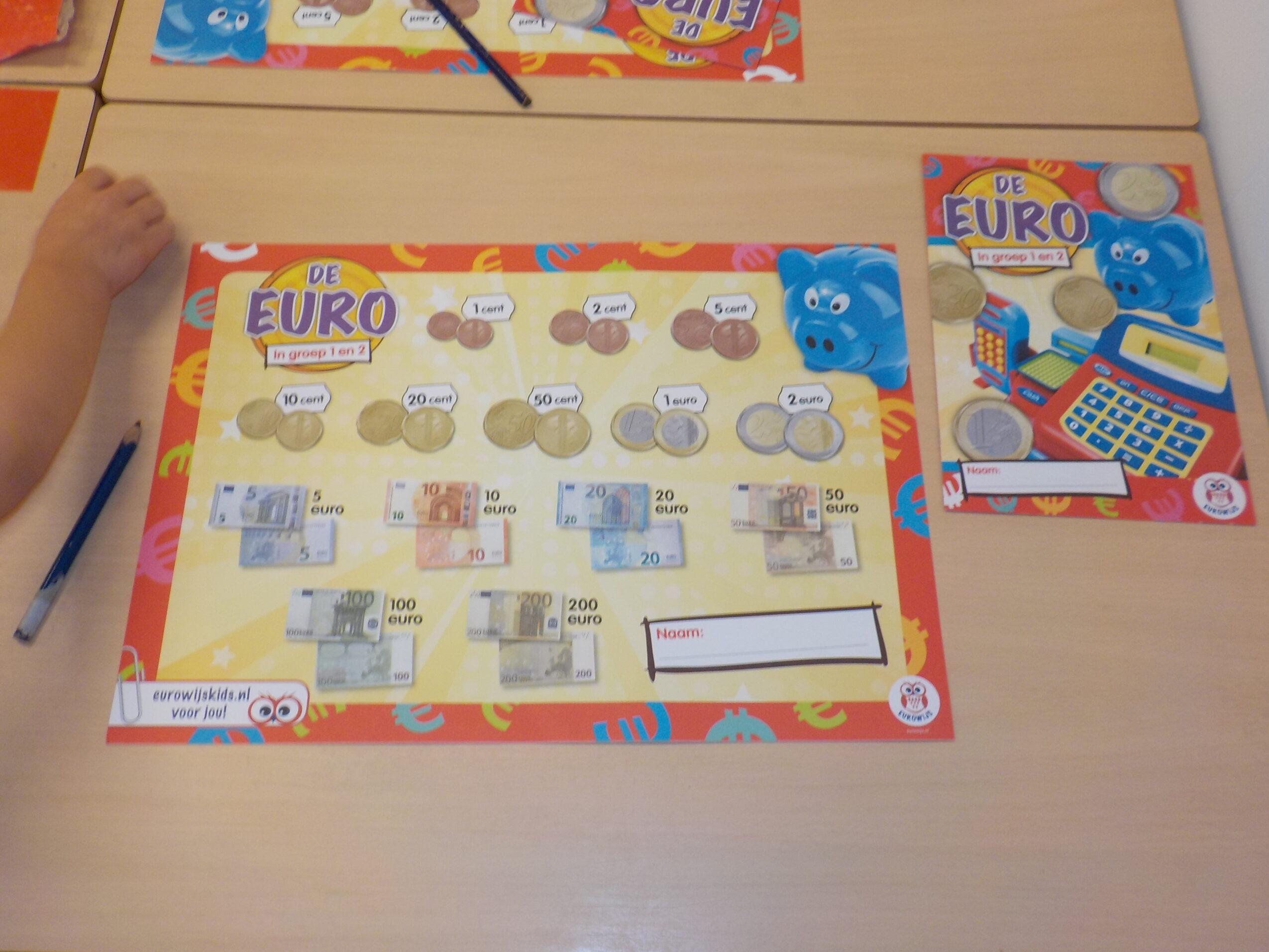 Materiaal Eurowijs