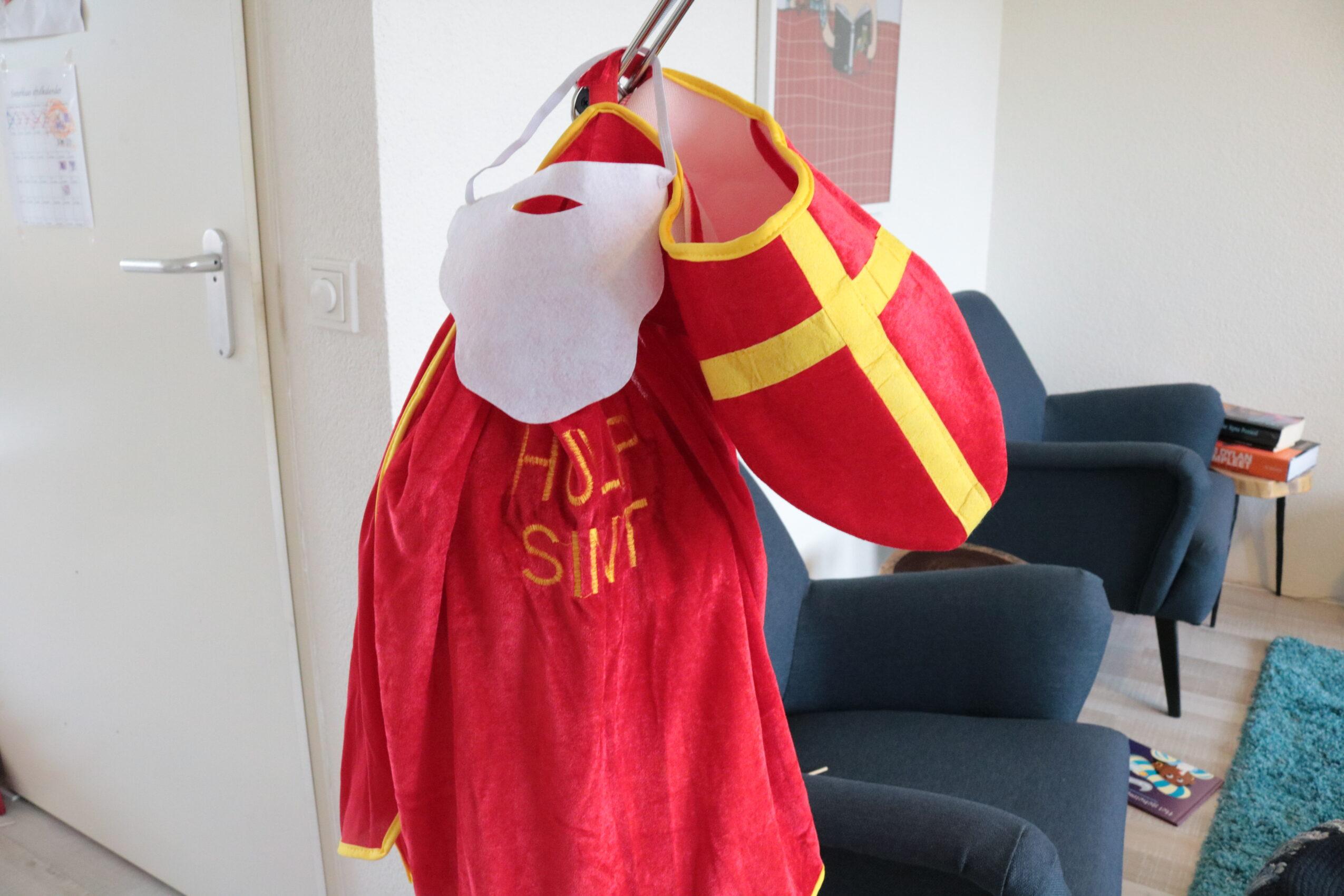 Verkleedkleding Sinterklaas