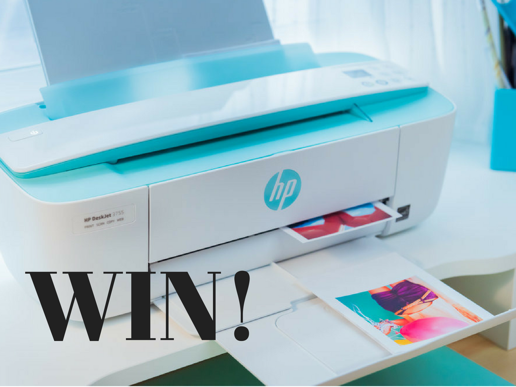 Win HP DeskJet 3720 All-in-One Printer
