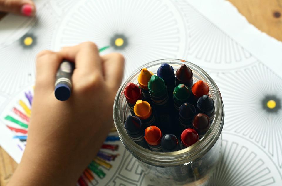 Hoe je een kind kunt stimuleren creatiever te zijn