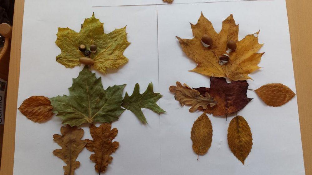 Extreem 5 keer herfst knutselen • Juf Maike - leerkracht website en blog #UM99
