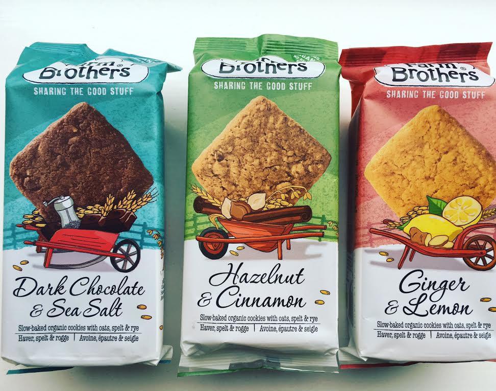 Farm Brothers koekjes