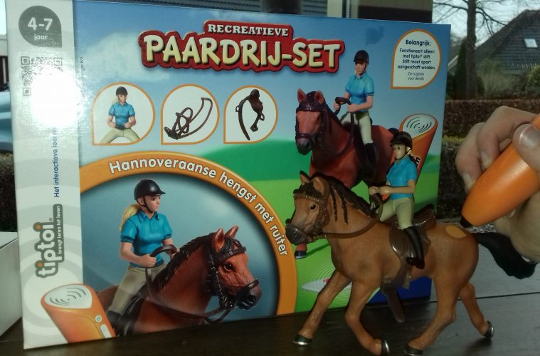 Tiptoi Paardrij-set