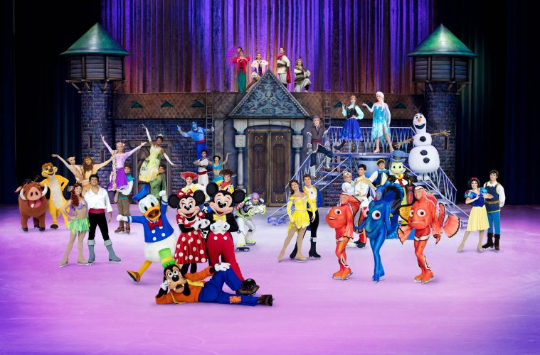 Disney On Ice viert 100 Years of Magic met meer dan 50 Disney characters