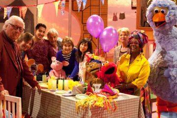 Jubileumfilm Sesamstraat viert feest!