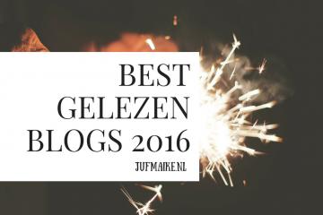 best gelezen blogs van 2016