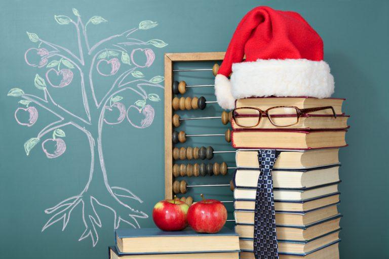 Wat leerkrachten in de kerstvakantie doen