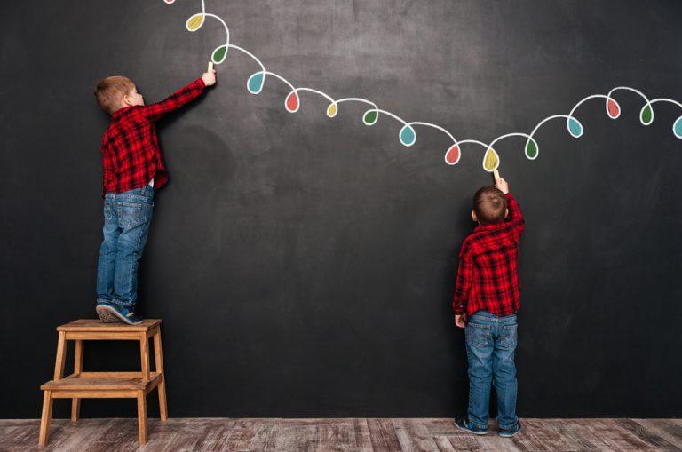 Kerst vieren met je klas