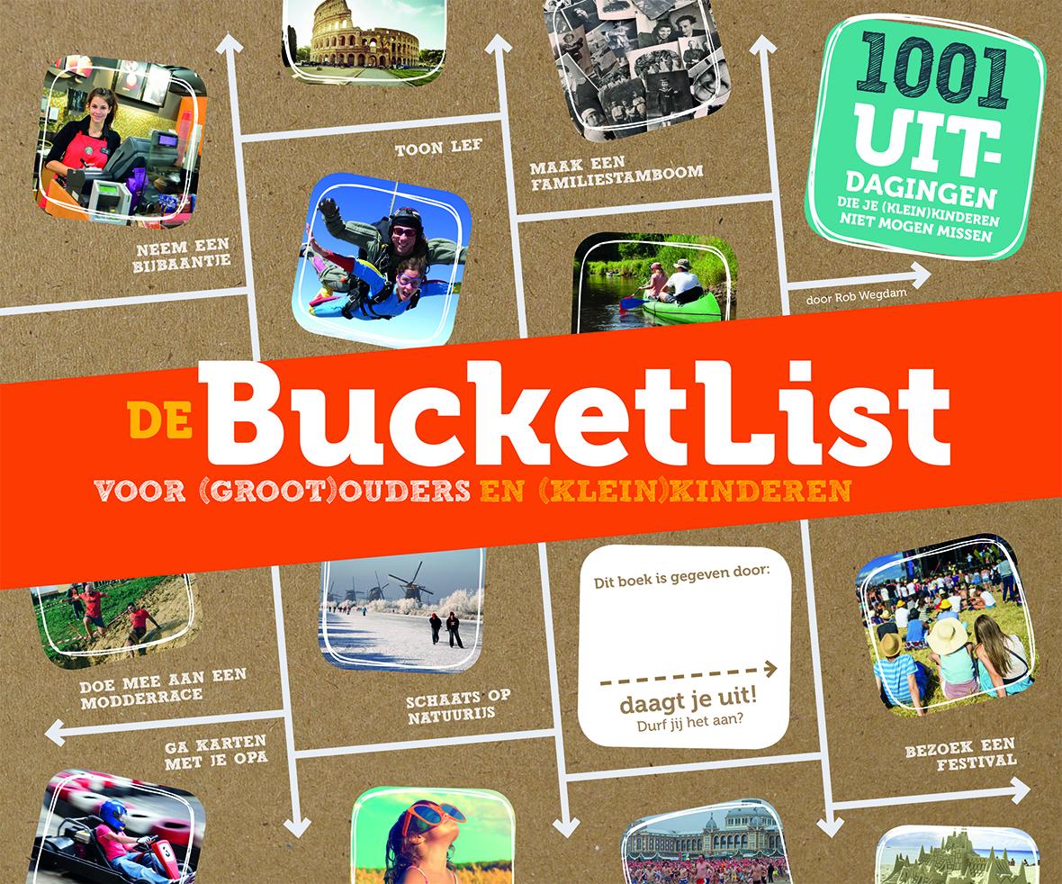 De bucketlist voor (groot)ouders en (klein)kinderen