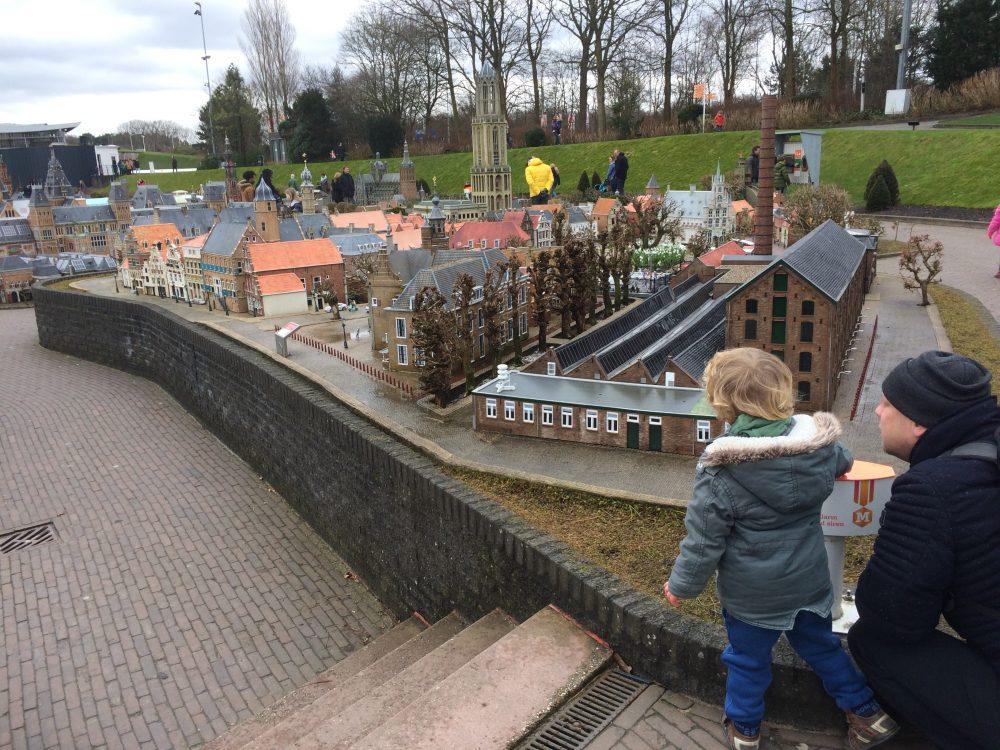 Een dagje Den-Haag met een peuter