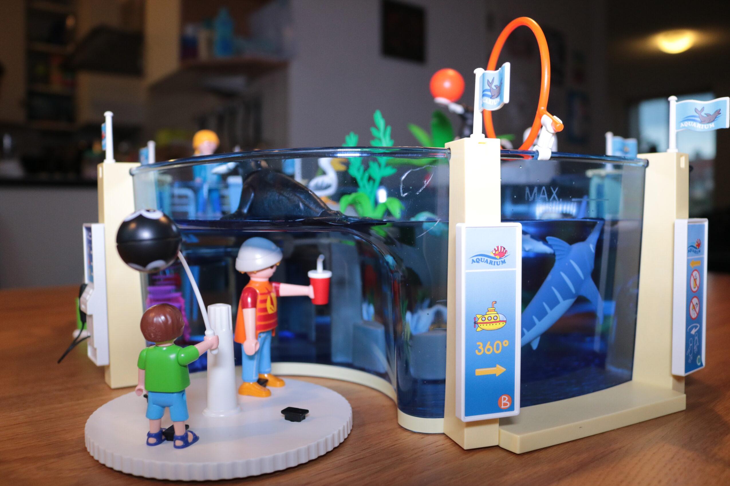 PLAYMOBIL Zee Aquarium