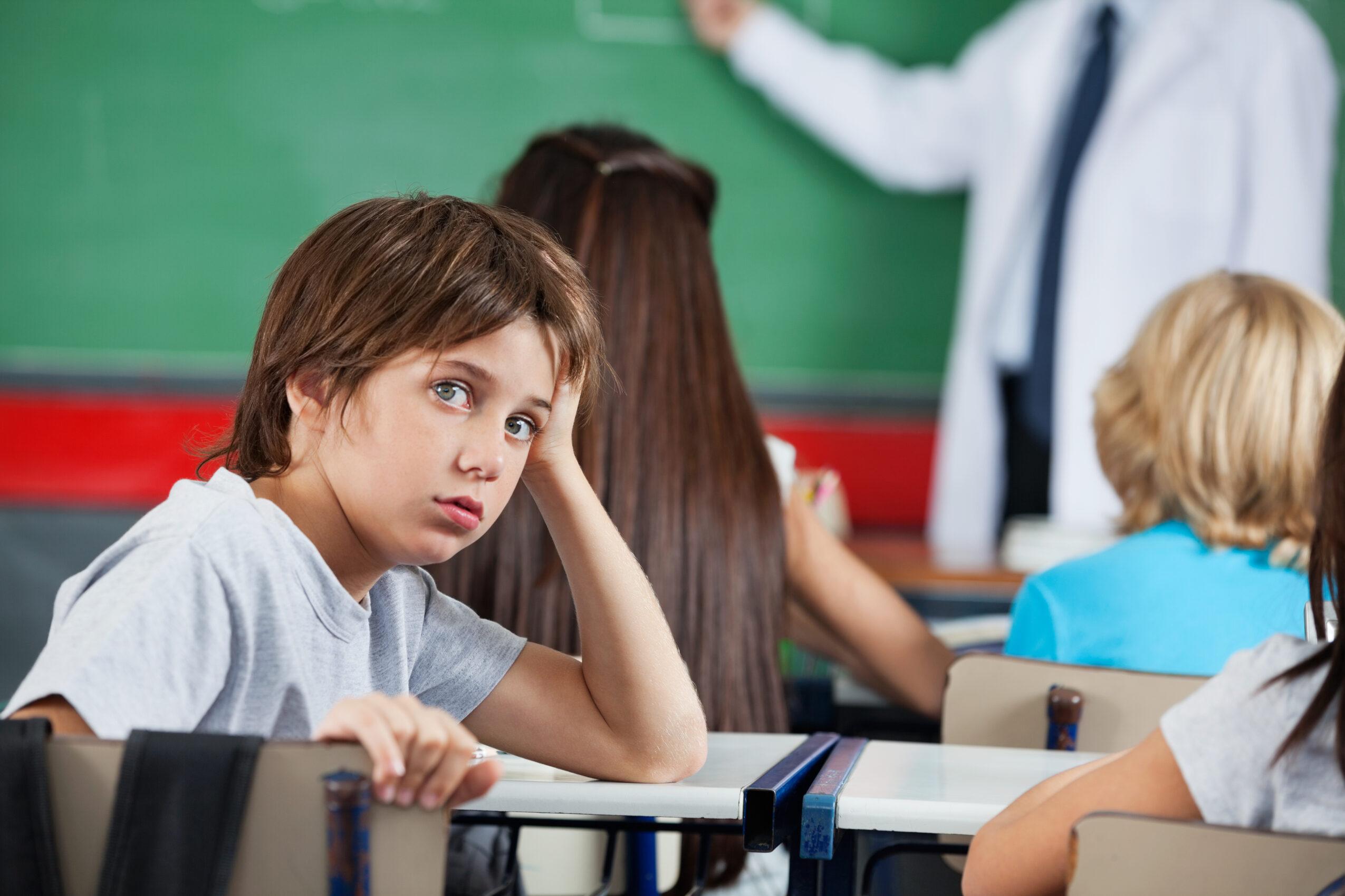 Gedragsproblemen in de klas