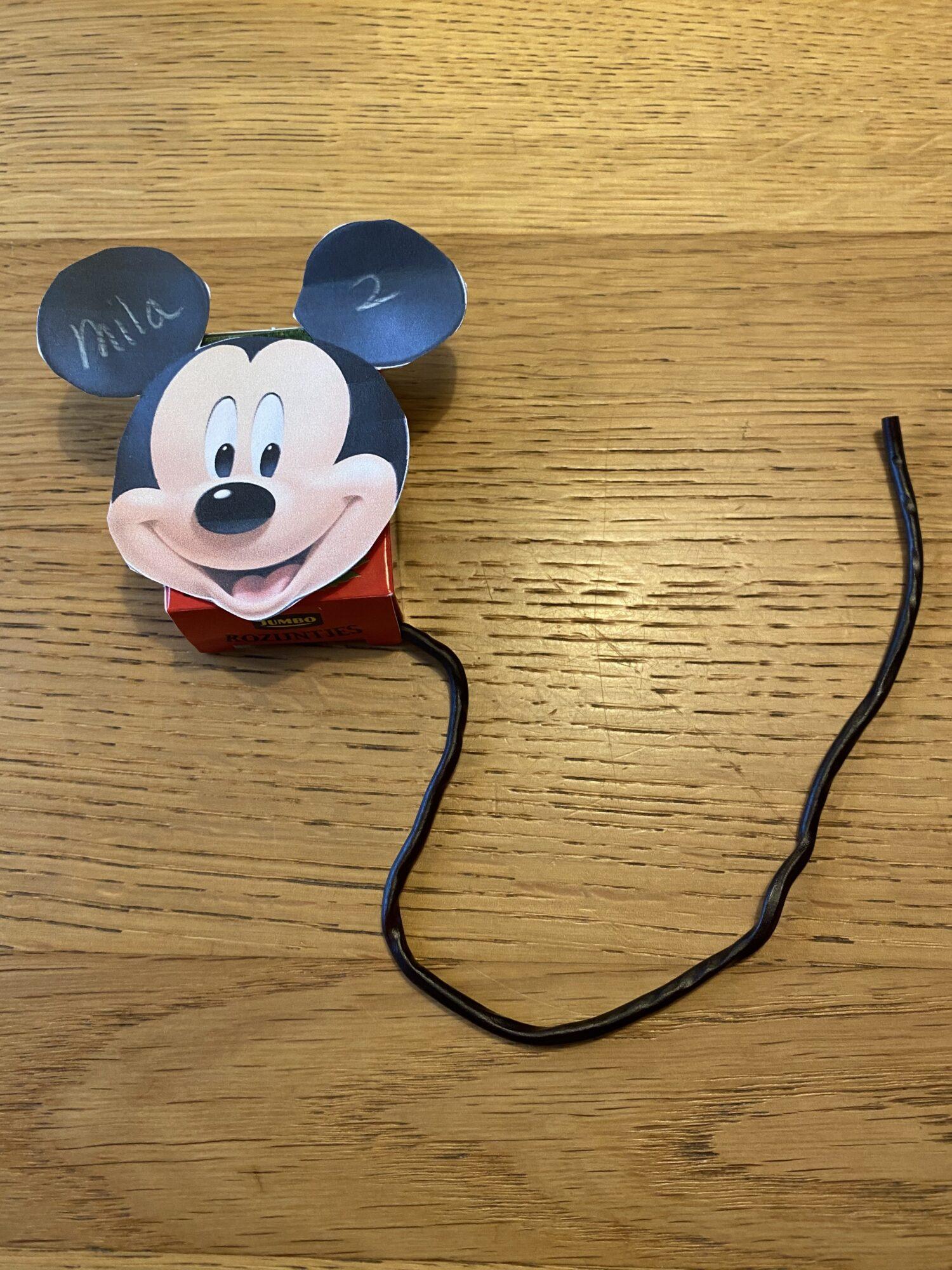 Micky Mouse traktatie