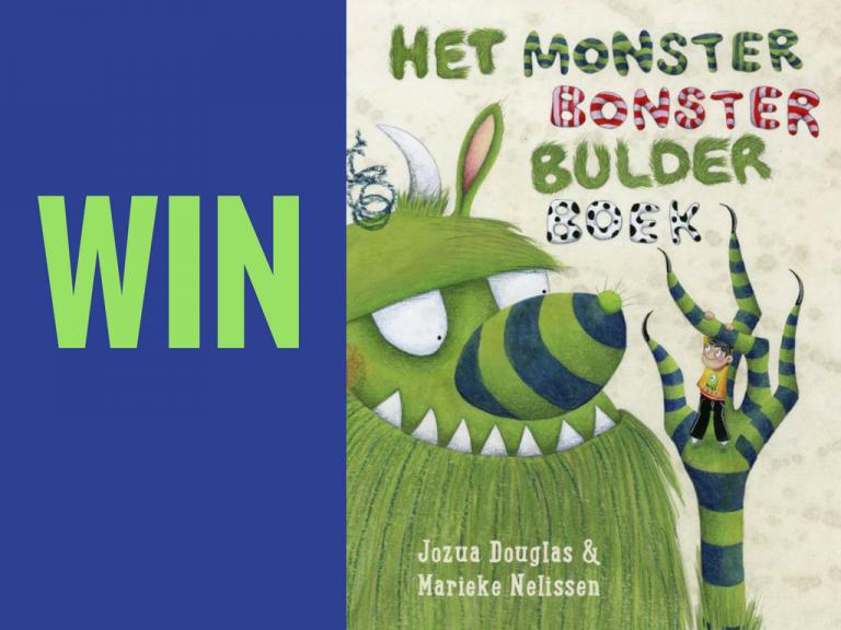 WIN Het monsterbonsterbulderboek