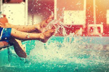 zomervakantie met peuter