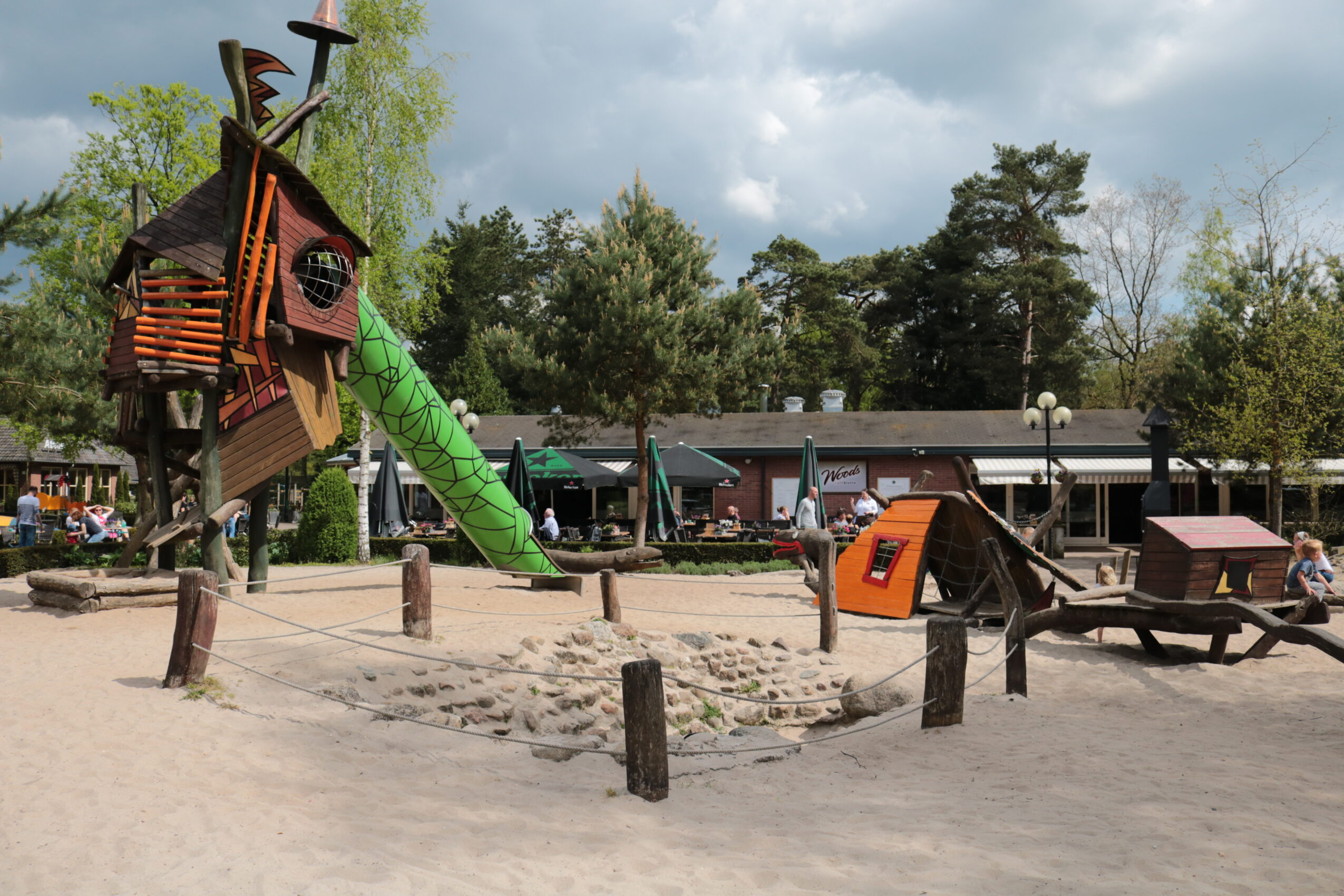 Weekend Landal Heideheuvel