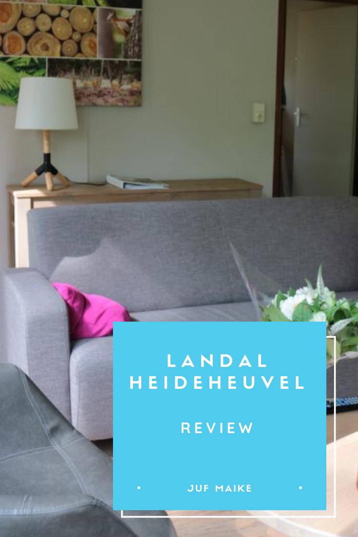 Landal Heideheuvel, review