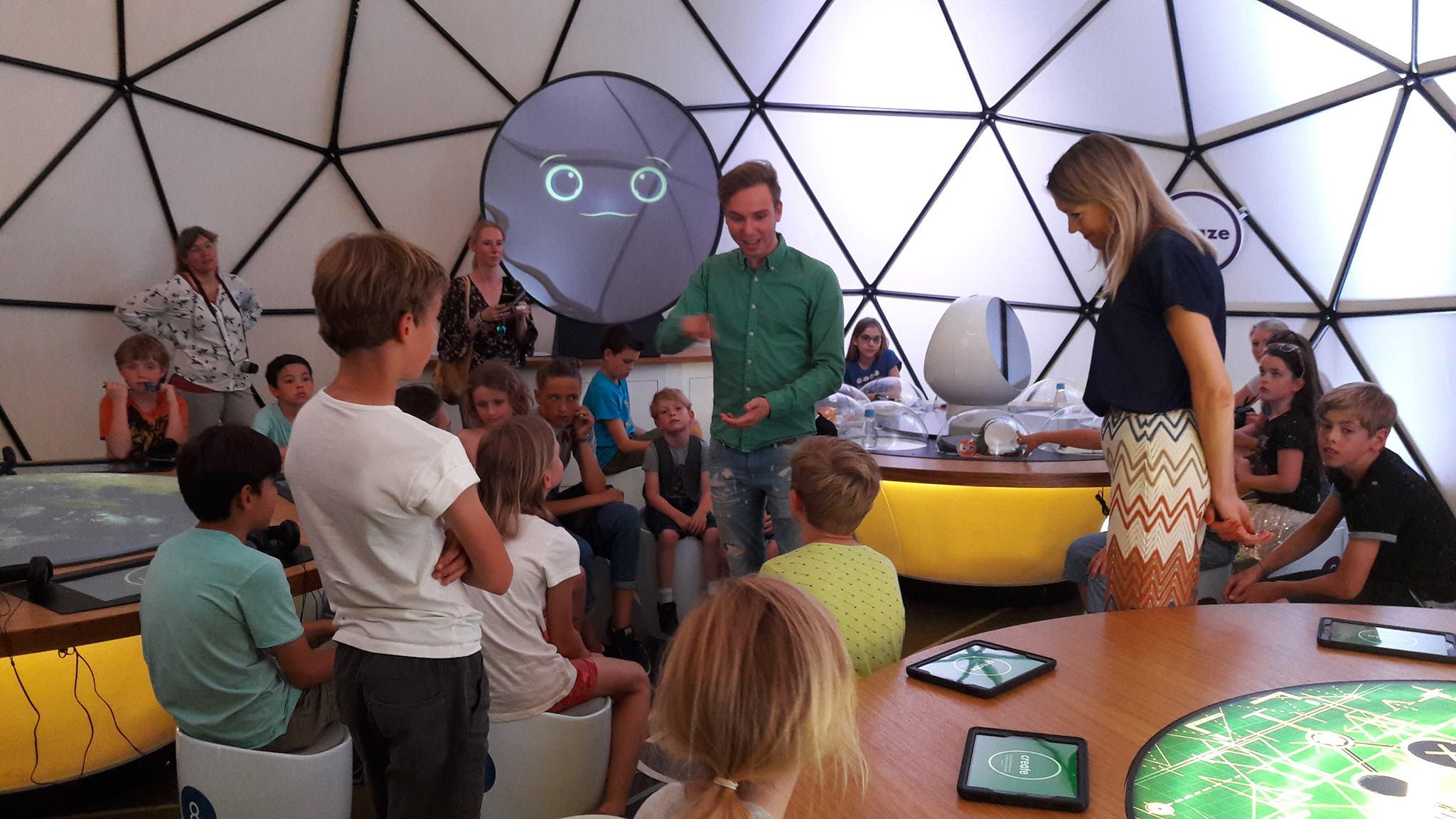 Generation Discover: bright ideas hub
