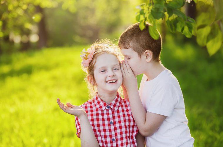 Taalverwerving bij kinderen