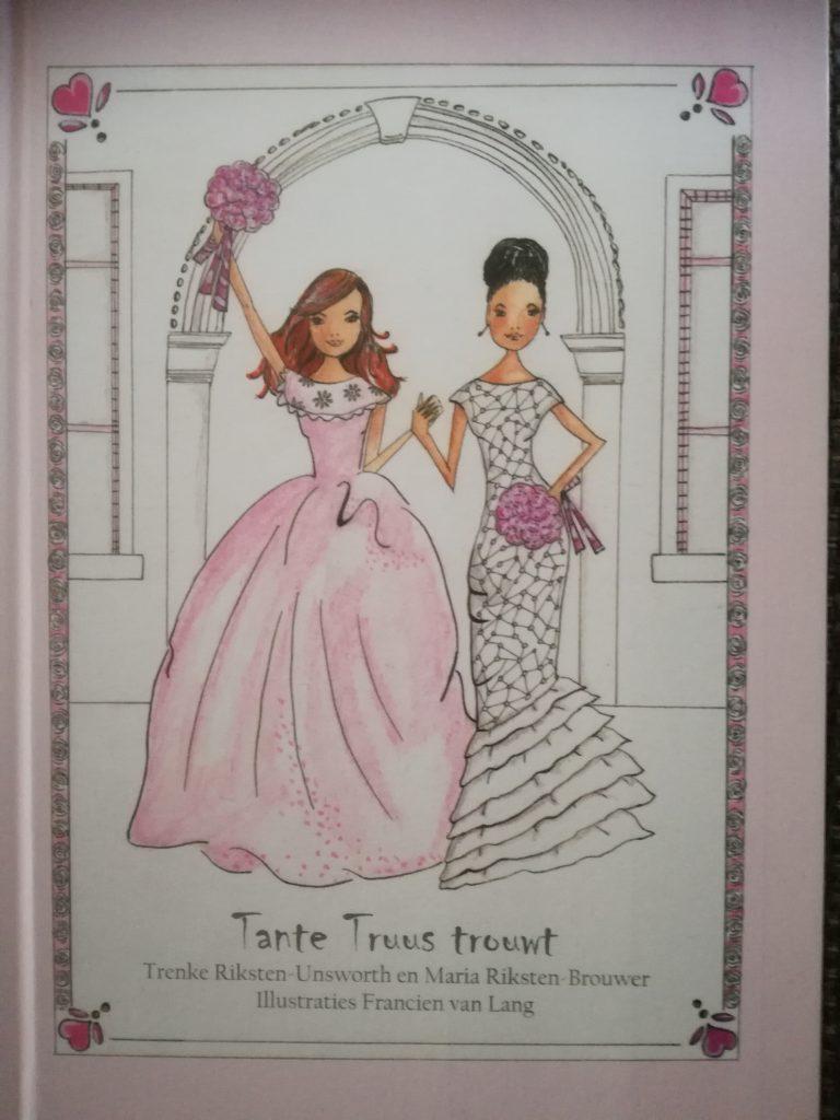 Tante Truus trouwt