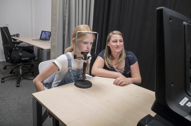 Manouk ziet kinderen groeien bij het YOUth-onderzoek
