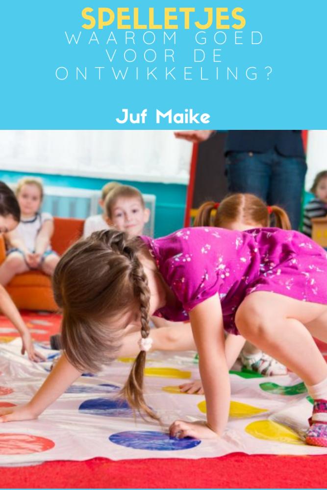 Het belang van spelletjes voor de ontwikkeling van kinderen