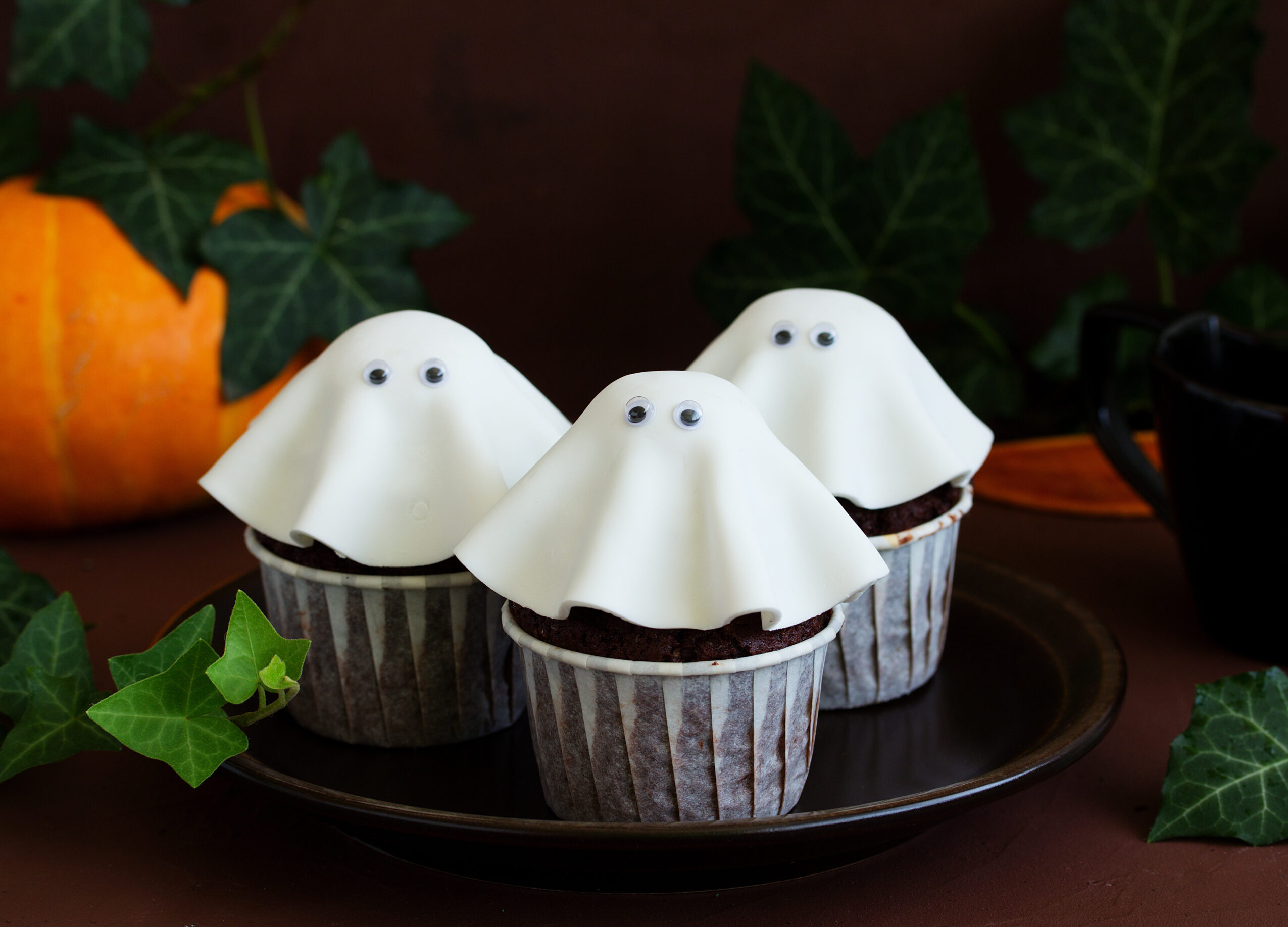 Spook cakejes