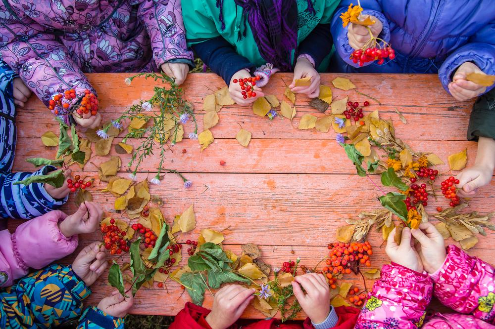 Ontdek de herfst: maak een voeldoos