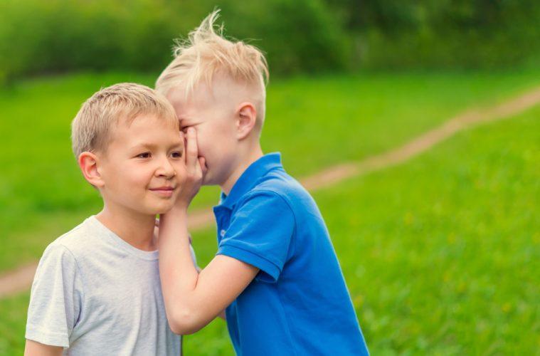 Kinderen zeggen de gekste dingen