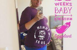 zwangerschapsupdate
