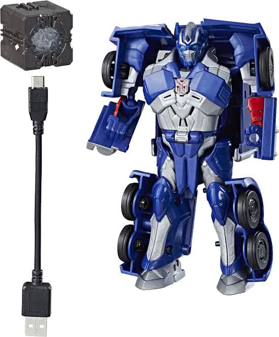 Transformers The Last Knight Power Cube Starter Pack