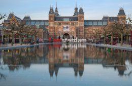 Bezoek het Rijksmuseum